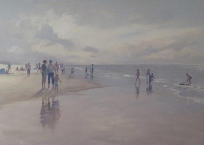 006-am-strand-2018-oel-leinwand-110x180cm