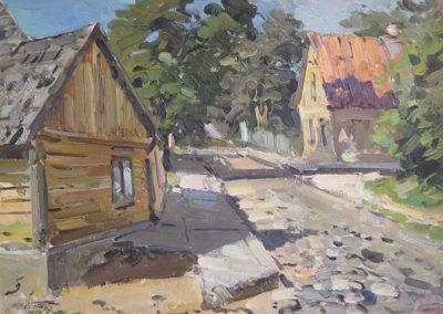 Lettische Impressionen - Muze, Muzis, Vinters
