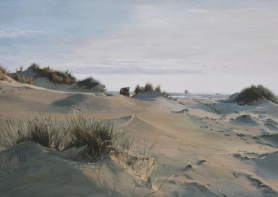 Himmel und Sand V 2021 80x120cm