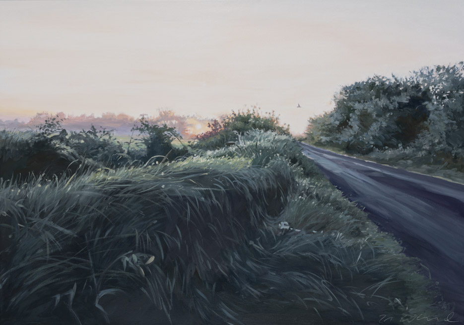 The finest hour 2021 70x100cm