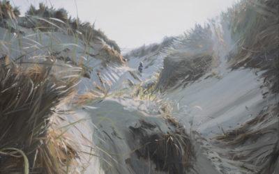 Stille- gemalt von Susanne Wind