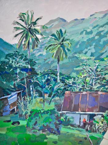"""Barbara Bräuer: """"Karibische Impressionen"""""""