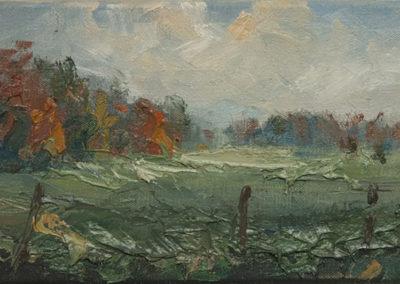 Herbststimmung, 20x30 cm