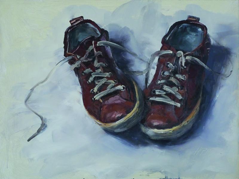 Hanna Petermann: Malerei und Zeichnung