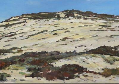 Ausstellung Tobias Duwe in der Galerie Göldner, Bordesholm