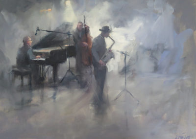 Hanna Petermann - Jazz Band /Studie II