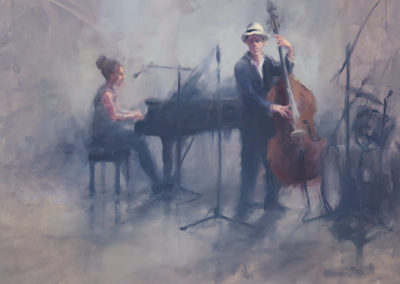 Hanna Petermann - Jazz Band /Studie III