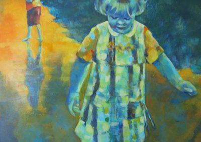 Carolin Beyer Ausstellung, Galerie Göldner
