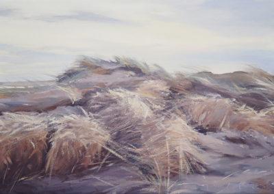 Susanne Wind Ausstellung, Galerie Göldner