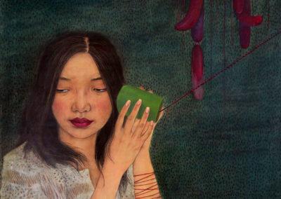 Suting Zhang - Ich höre mit dem Herzen zu